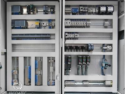 Cuadros eléctricos y programación